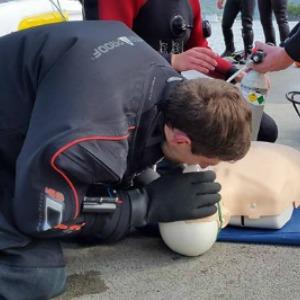 rescue kurs 300