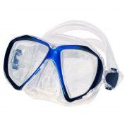 saekodive maske blå